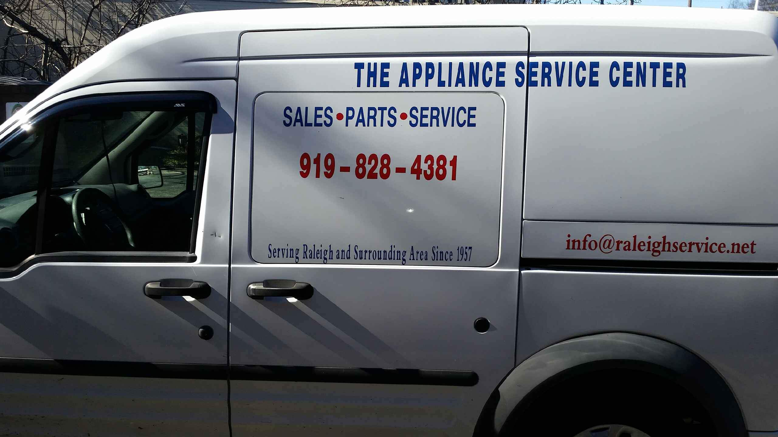 Appliances Raleigh The Appliance Service Center Of Raleigh Appliance Repair
